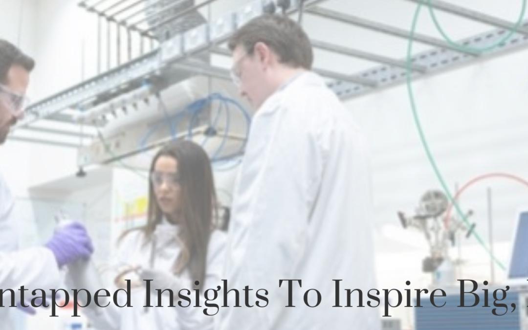 Asset Mining – Seeking Untapped Insights To Inspire Big, New Ideas